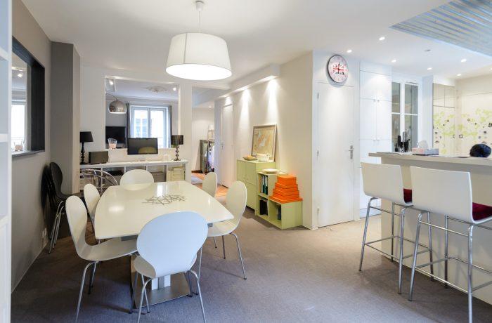 Appartement Boulogne (5p)