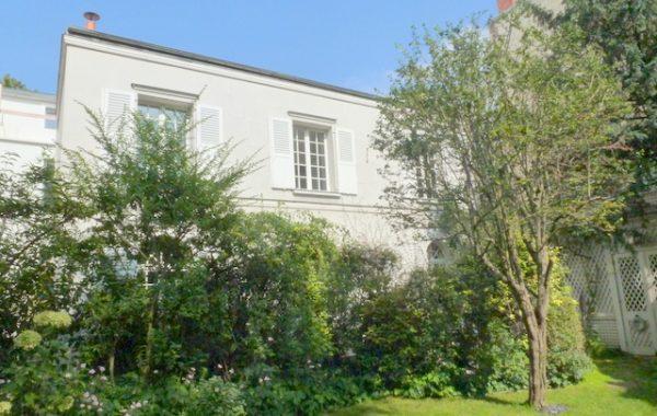 Villa Montmorency-Maison 4 pièces