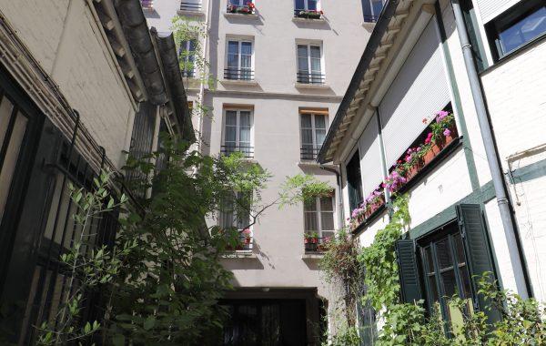 Appartement 2 pièces – Place Cambronne 75015