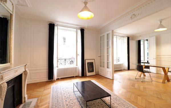 4 pièces meublé Faubourg St Martin 75010